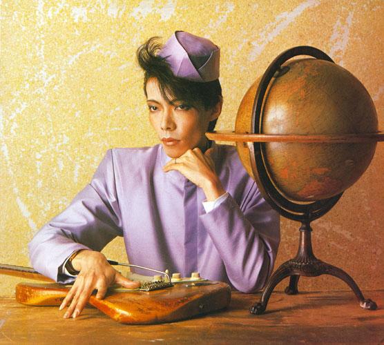 Masami Tsuchiya Rice Music